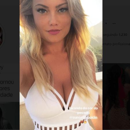 Ellen Rocche - Reprodução/Instagram