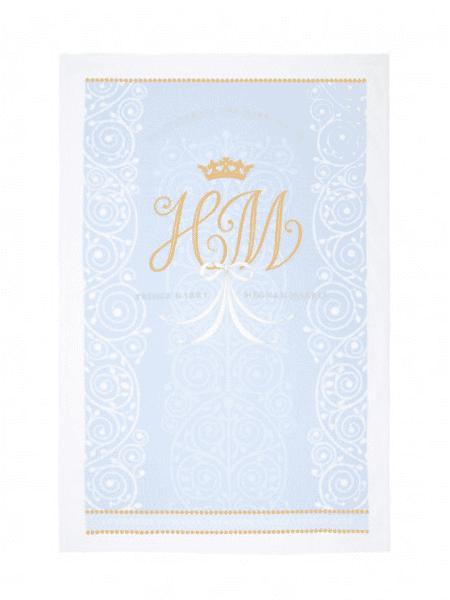 O souvenir do casamento real como mostrado na loja oficial - Reprodução/Royal Collection