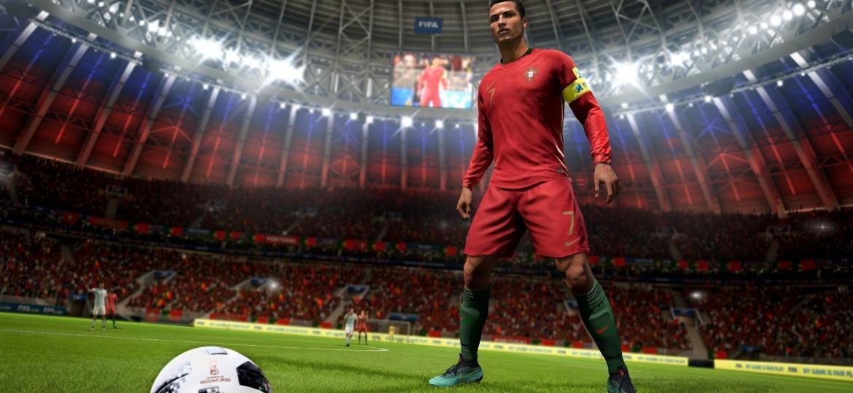 FIFA 18 World Cup - Reprodução