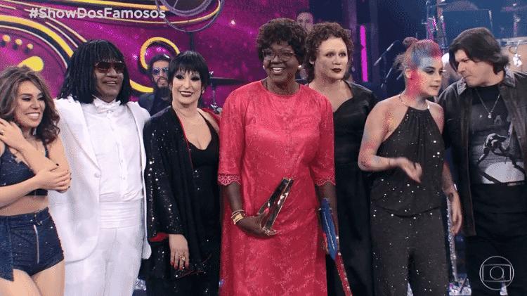 """Mumuzinho é o vencedor do """"Show dos Famosos"""" - Reprodução/TV Globo - Reprodução/TV Globo"""