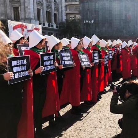 Às vésperas de votação no Senado, Argentina se dividiu em relação a aborto - Monica Yanakiew/Agência Brasil