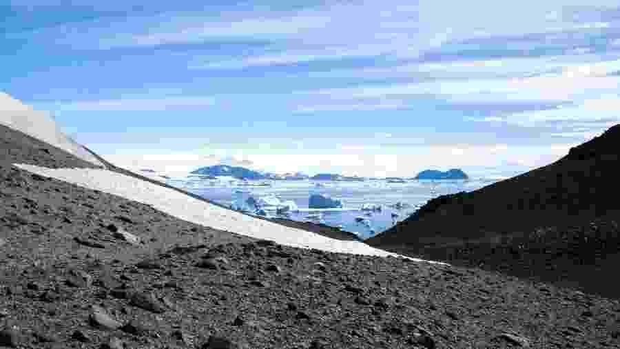 Cientista brasileiro descobre na Antártida bactérias que podem ajudar na luta contra o câncer - Karin de Mamiel/IStock