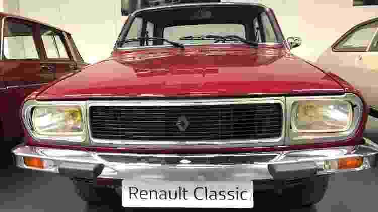 Renault 12 - Ricardo Ribeiro/UOL - Ricardo Ribeiro/UOL
