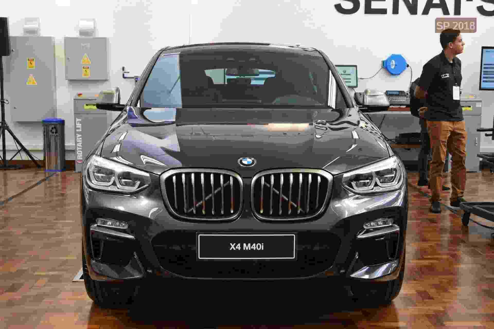 BMW X4 M40i - Murilo Góes/UOL