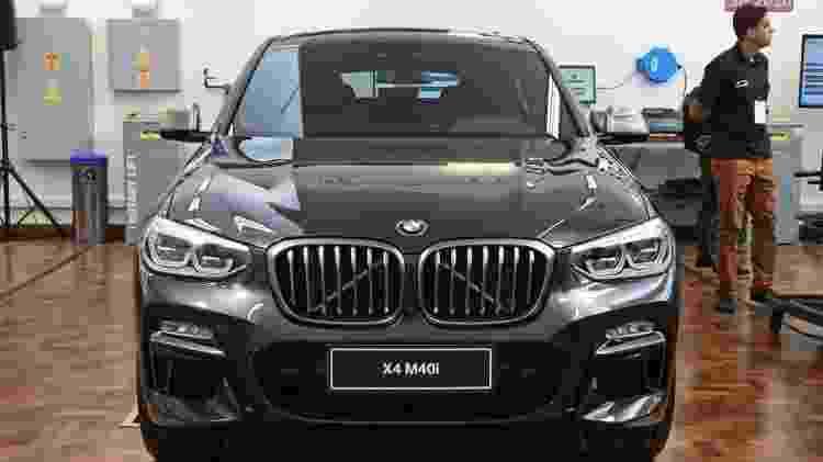 BMW X4 é SUV médio com perfil de cupê com preço inicial de R$ 343.950 e condução semiautônoma - Murilo Góes/UOL