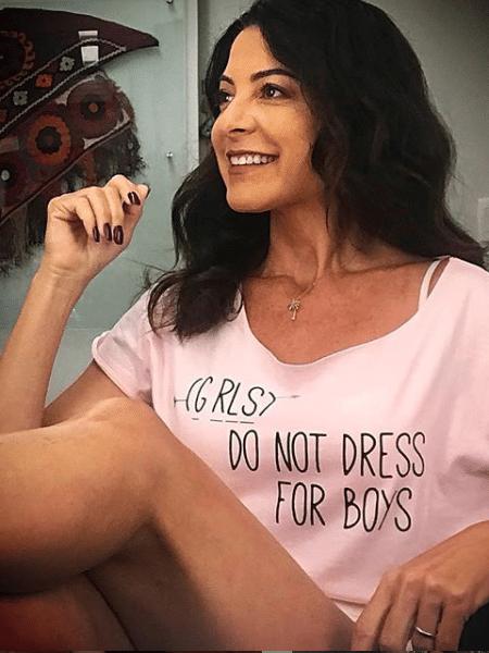 Ana Paula Padrão - Reprodução/Instagram