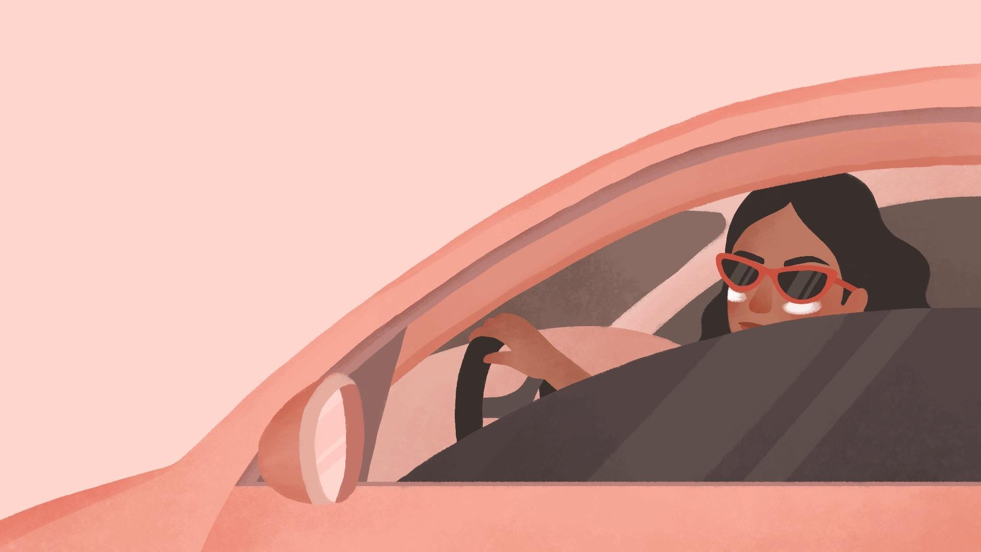 dac201905467a A película escura aplicada no vidro do carro protege contra raios UV  -  13 02 2019 - UOL VivaBem
