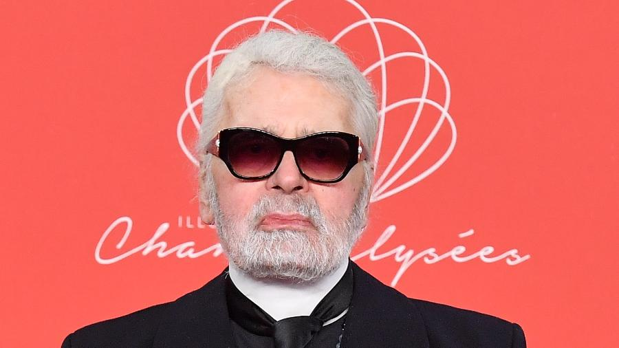 Karl Lagerfeld - Getty Images