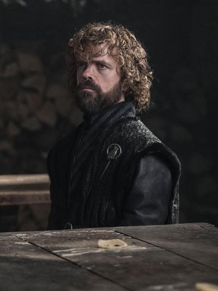 """Tyrion (Peter Dinklage) em cena da oitava temporada de """"Game of Thrones"""" - Divulgação"""