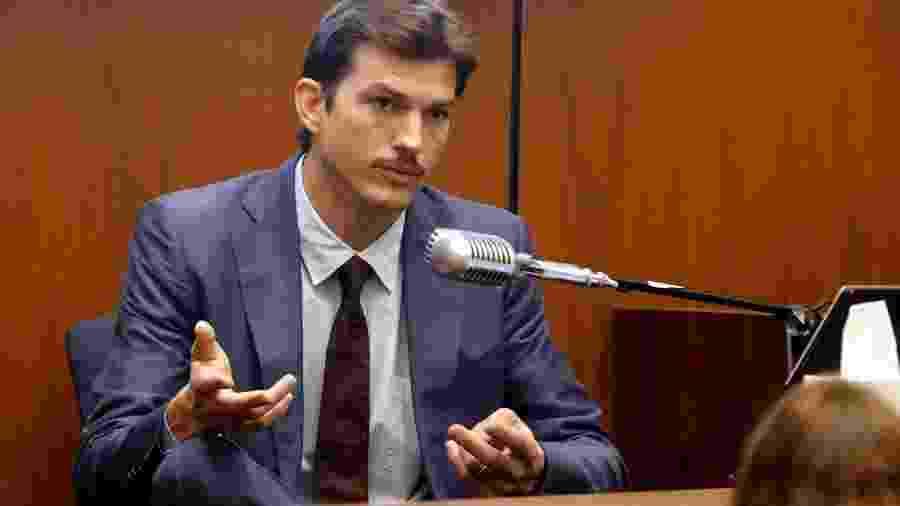 Ashton Kutcher vira testemunha em julgamento de Michael Gargiulo, em Los Angeles - Reprodução