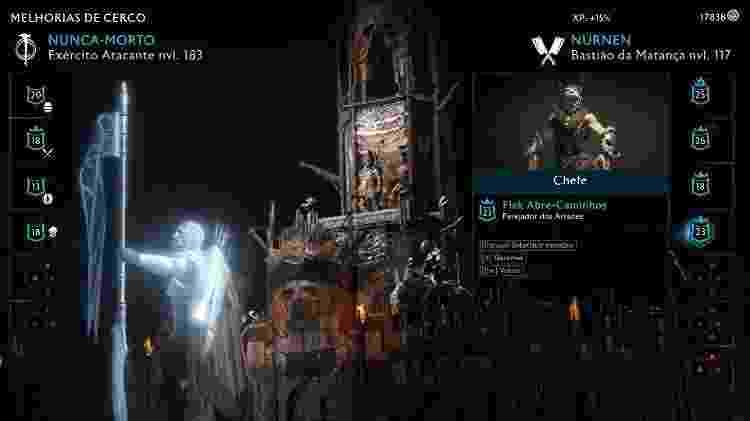 Terra Média: Sombras da Guerra 7 - Reprodução - Reprodução
