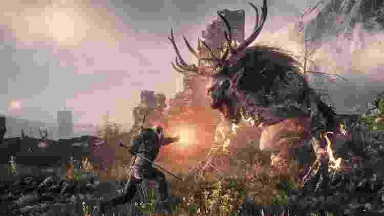 The Witcher 3 Review 3 - Divulgação - Divulgação