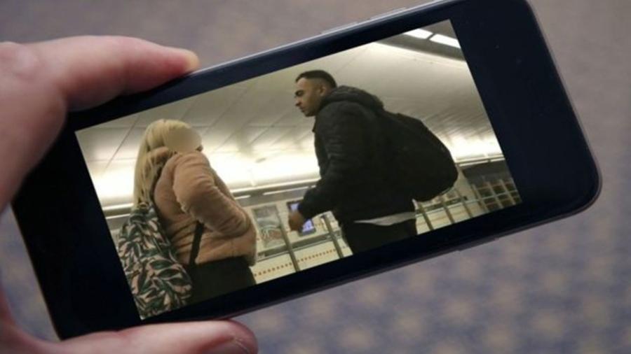 Condenado por condutas abusivas em relação a mulheres, Adnan Ahmed postava seus encontros em um canal de vídeos na internet - BBC