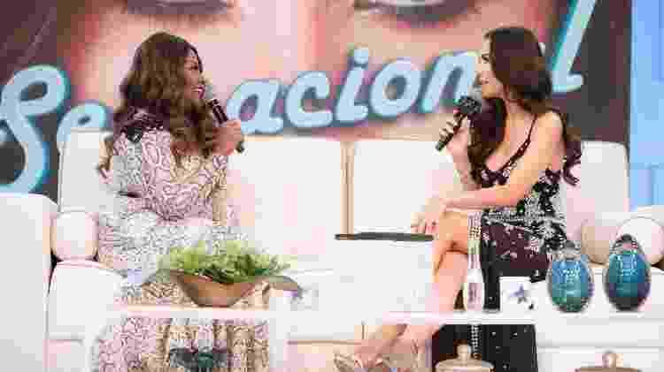 Vanessa Jackson - Divulgação/RedeTV! - Divulgação/RedeTV!