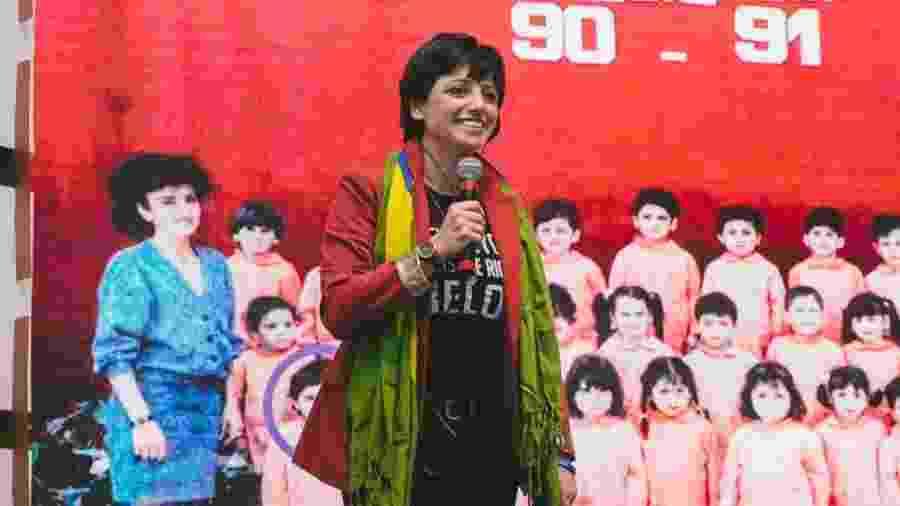 Maha Mamo conta sua história na Virada da Virada, em São Paulo - Divulgação/Virada da Virada