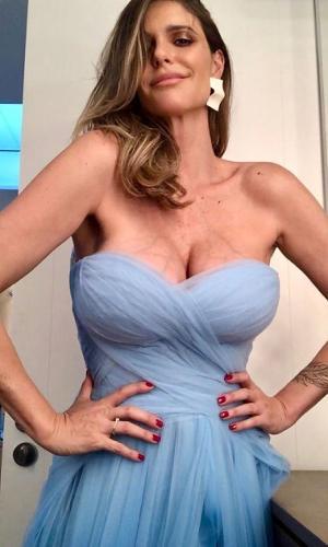 Fernanda Lima: madrinha de casamento que não chegou