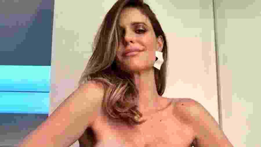 Fernanda Lima: madrinha de casamento que não chegou - Reprodução/ Instagram