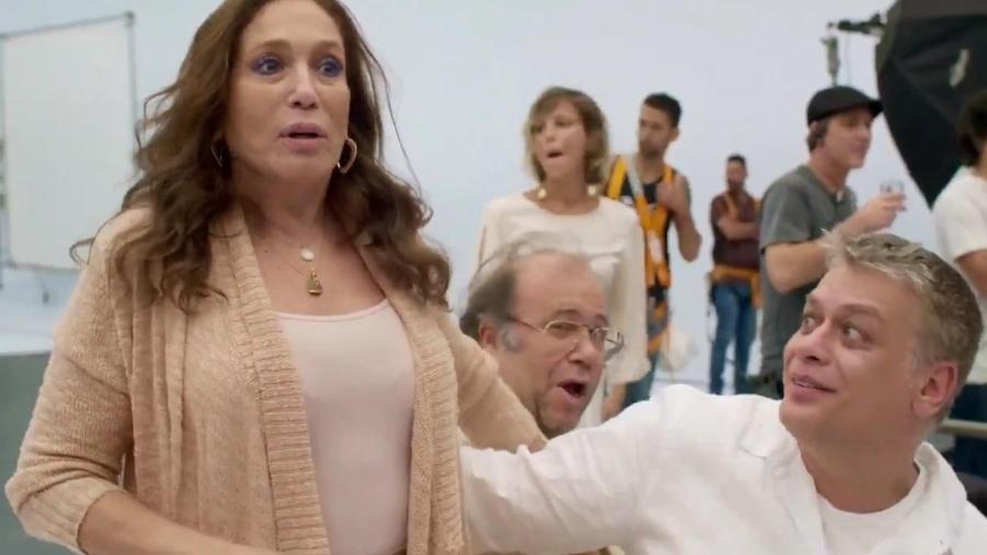 Susana Vieira Se Espanta Ao Saber Que Hassum Deixou A Globo