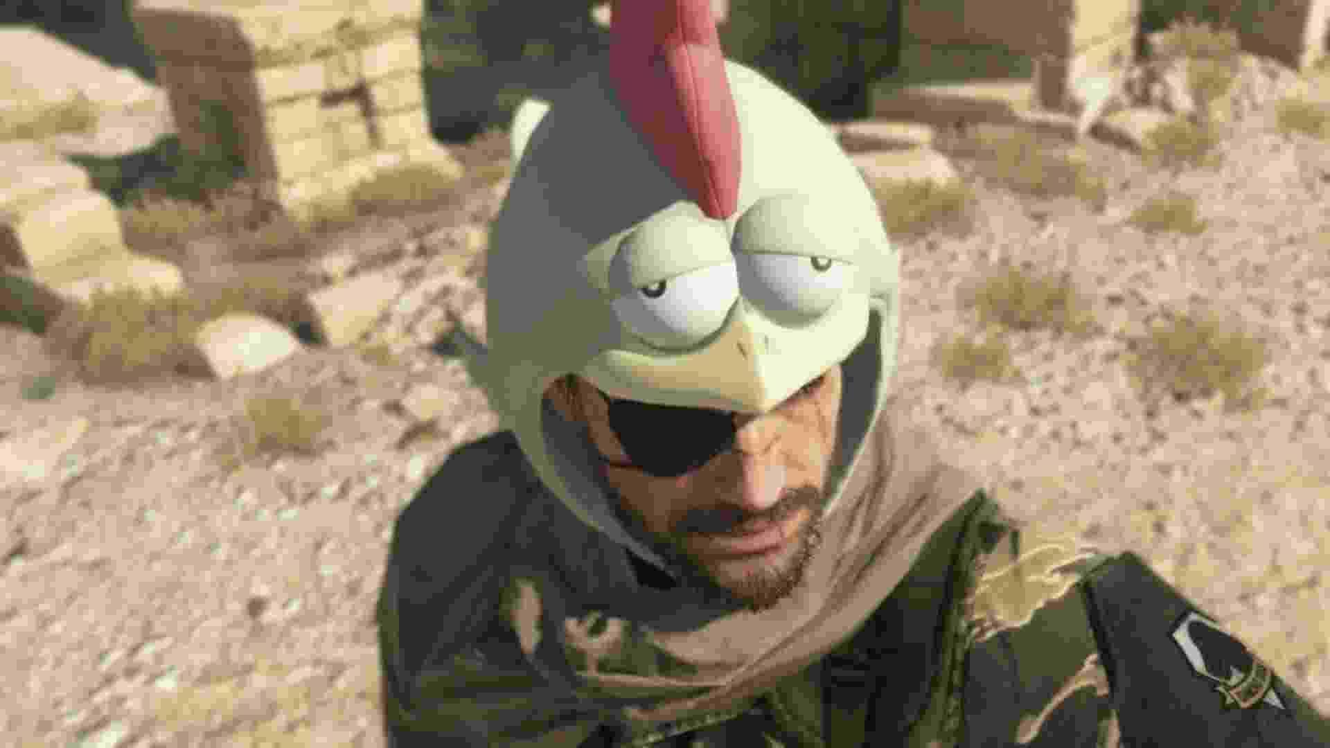 Metal Gear Solid V - Reprodução