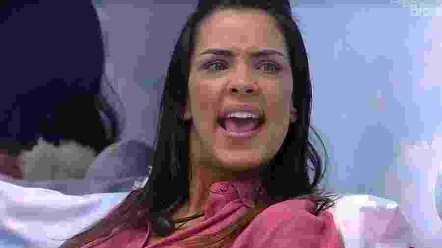 BBB 20: Ivy critica Babu - Reprodução/Globo