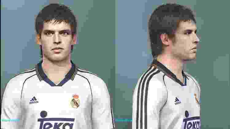 Fernando Morientes FIFA19 - Divulgação/EA - Divulgação/EA