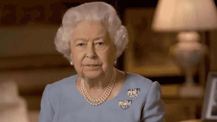 Rainha ELizabeth - reprodução/BBC - reprodução/BBC