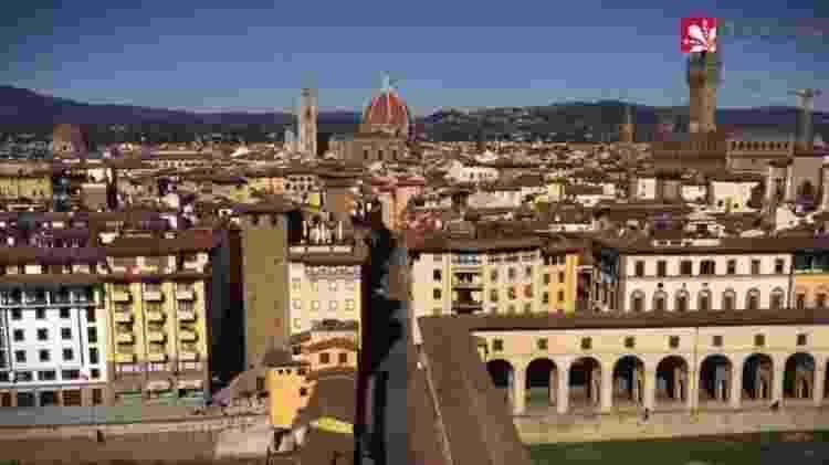 Florença, na Itália - Reprodução - Reprodução