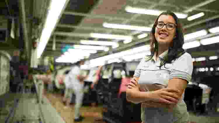 Juliana Coelho, nova Plant Manager do Polo Automotivo Jeep, em Goiana (PE) - Divulgação - Divulgação