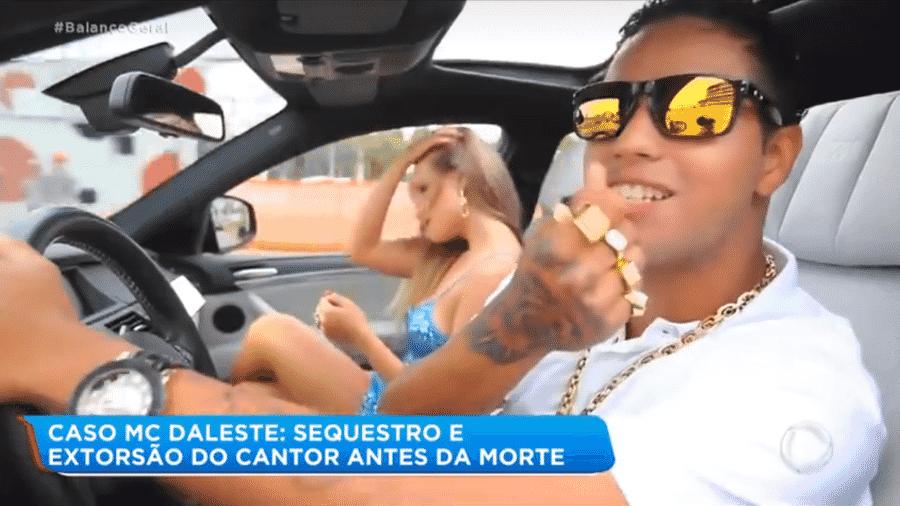 Funkeiro foi assassinado em julho de 2013, durante um show em Campinas, no interior de São Paulo; caso foi arquivado em 2017 - Reprodução/TV Record