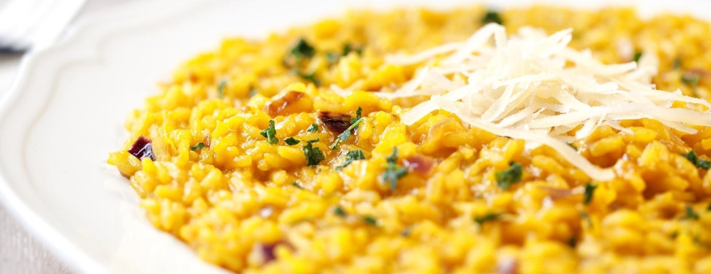 Separe sua receita favorita e aprenda como fazer um risoto perfeito - Getty Images/iStockphoto