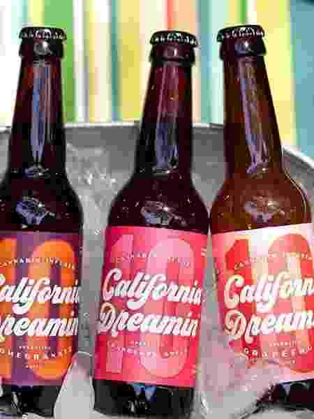 Refrigerante do California Dreamin - Genice Valentino-Wickum - Genice Valentino-Wickum