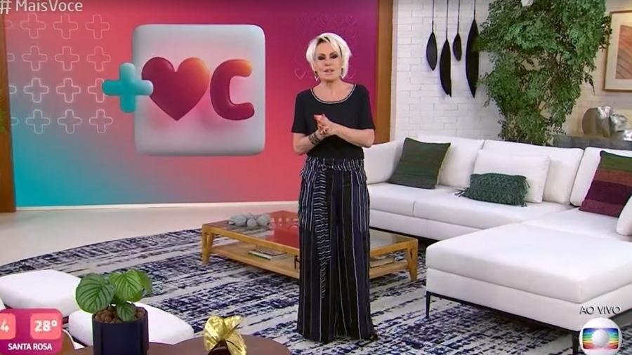 BBB 21: Ana Maria Braga se esqueceu de Arthur no paredão e convidou Projota e Lumena para tomar café da manhã - Reprodução/TV Globo