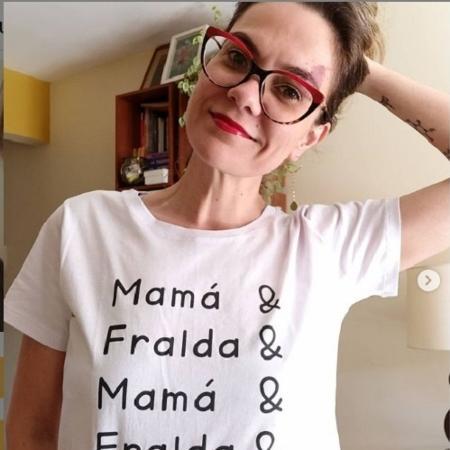 Cristina Machado foi denunciada pela escola do filho por ser a responsável pelo mau desempenho dele - Reprodução/Instagram @plantao_materno
