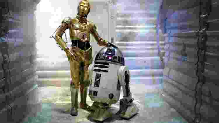 droids - divulgação/Lucasfilm/Disney - divulgação/Lucasfilm/Disney