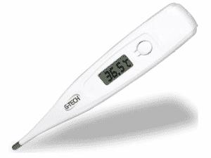 Termômetro axilar - Divulgação - Divulgação