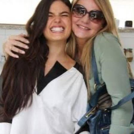 Isis Valverde e a mãe, Rosalba - Reprodução / Instagram