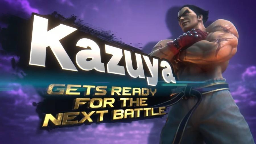 Kazuya Super Smash Bros Ultimate - Divulgação/Nintendo