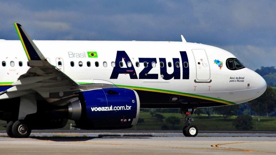 Trajeto é de Belo Horizonte para Florianópolis; caso descumpra a decisão, a Azul será multada em R$ 5 mil - Divulgação