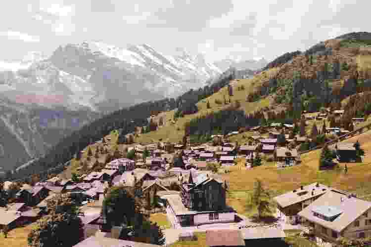 Resort de ski Murren é obcecado por James Bond (9) - Divulgação - Divulgação