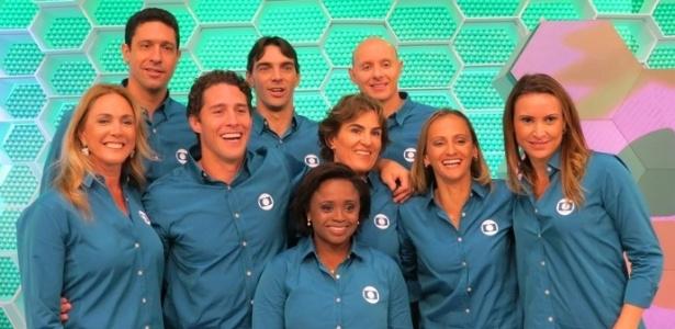Comentaristas da Globo para as Olimpíadas