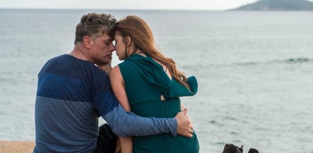 Arthur pedirá Eliza em casamento - Renato Rocha Miranda/TV Globo