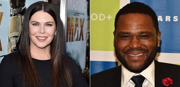 Lauren Graham e Anthony Anderson apresentarão os indicados ao Emmy - Getty Images