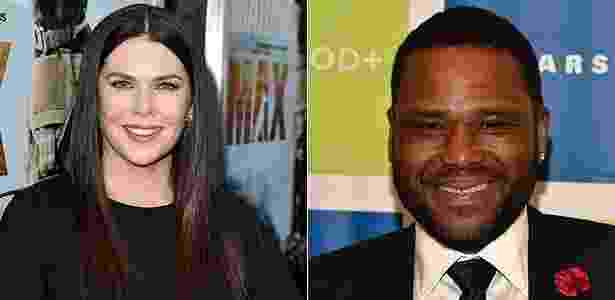 Lauren Graham e Anthony Anderson apresentarão os indicados ao Emmy - Getty Images