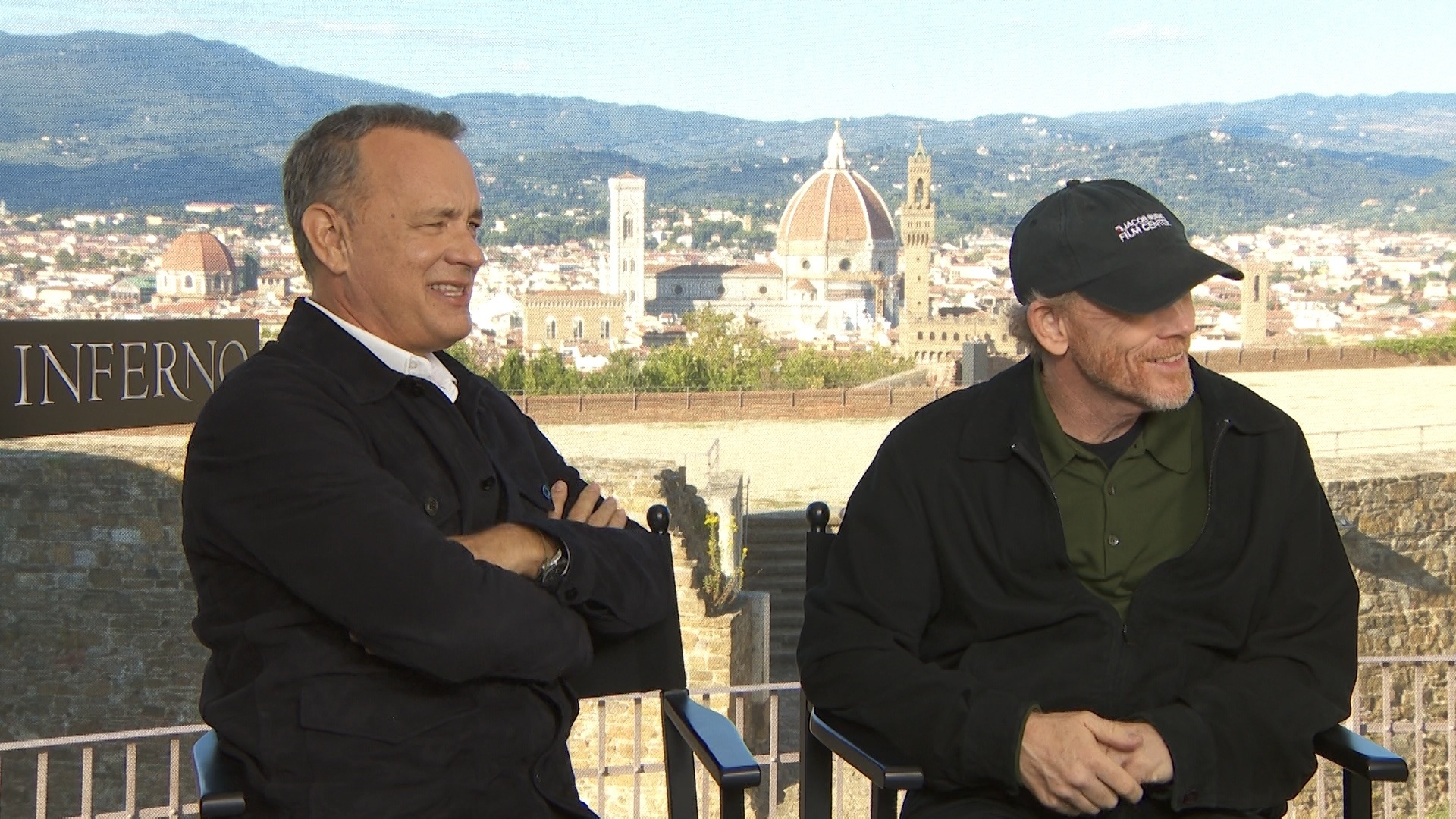 Tom Hanks e o diretor Ron Howard falam ao UOL sobre o filme