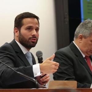 O ex-ministro da Cultura Marcelo Calero