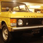 Range Rover - Eugênio Augusto Brito/UOL