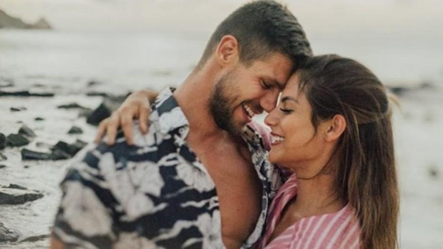 Mari Gonzalez e Jonas Sulzbach - Reprodução/Instagram/oficialgonzalez