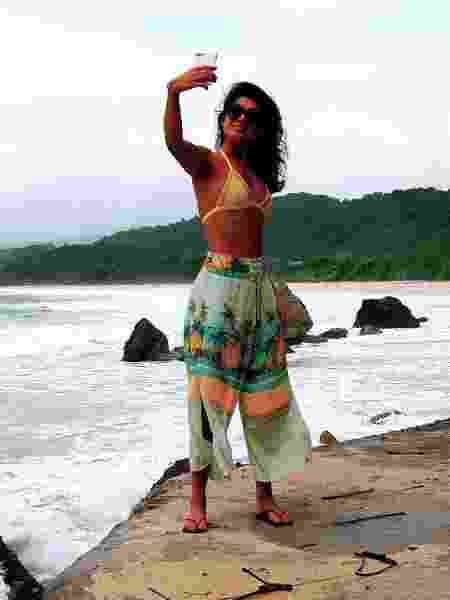 Paula Fernandes em férias pela Indonésia - Reprodução/Instagram/paulafernandes