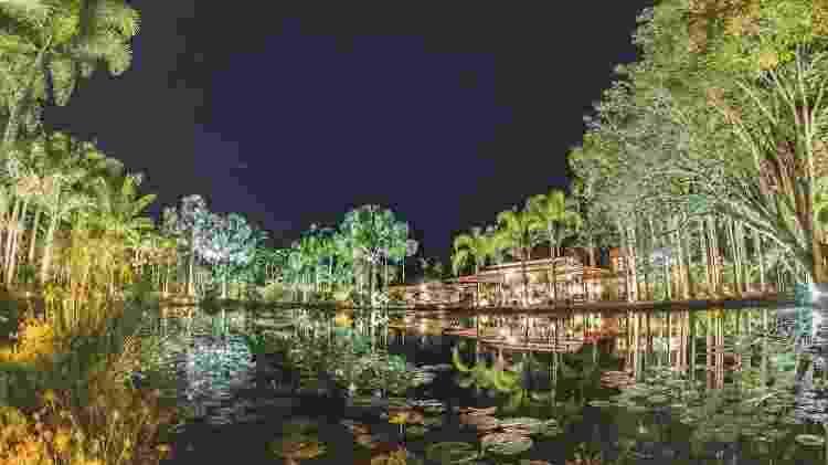 Reprodução/site Lago Buriti