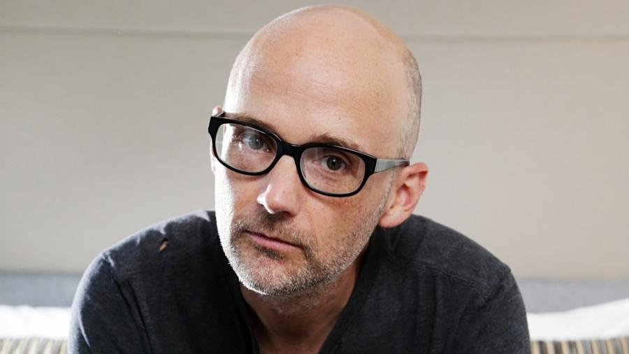 O DJ americano Moby - Getty Images